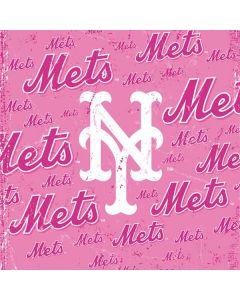 New York Mets - Pink Cap Logo Blast Apple TV Skin
