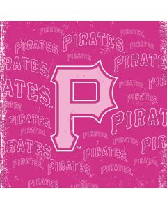 Pittsburgh Pirates - Pink Cap Logo Blast Apple TV Skin