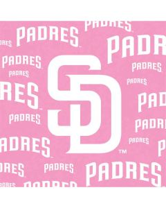 San Diego Padres - Pink Cap Logo Blast Apple TV Skin