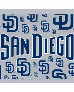 San Diego Padres - Blue Primary Logo Blast One X Skin