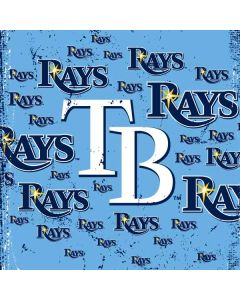 Tampa Bay Rays - Cap Logo Blast Apple MacBook Pro 15-inch Skin