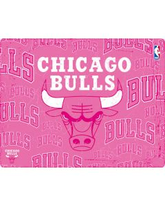 Chicago Bulls Pink Blast HP Pavilion Skin
