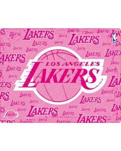 Los Angeles Lakers Pink Blast Apple TV Skin