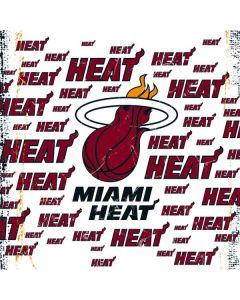 Miami Heat White Blast Amazon Echo Skin