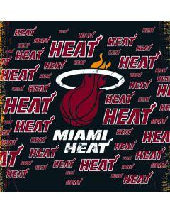Miami Heat Blast Google Home Hub Skin