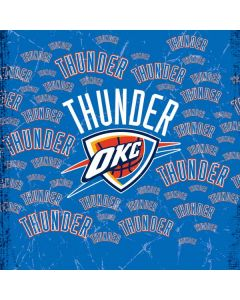 Oklahoma City Thunder Blast PS4 Controller Skin