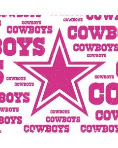 Dallas Cowboys Pink Blast Dell Latitude Skin