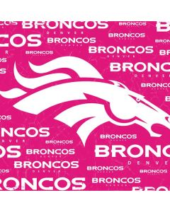 Denver Broncos Pink Blast Galaxy S8 Plus Lite Case