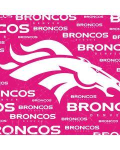 Denver Broncos Pink Blast HP Pavilion Skin