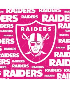 Las Vegas Raiders Pink Blast HP Pavilion Skin