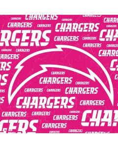 Los Angeles Chargers Pink Blast HP Pavilion Skin