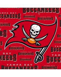 Tampa Bay Buccaneers Red Blast HP Pavilion Skin