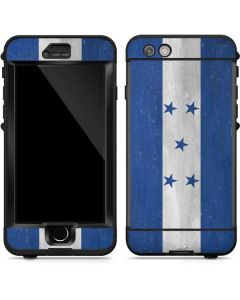 Honduras Flag Distressed LifeProof Nuud iPhone Skin