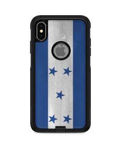 Honduras Flag Distressed Otterbox Commuter iPhone Skin