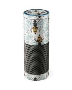 Honey Bee Amazon Echo Skin