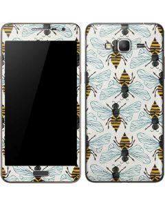 Honey Bee Galaxy Grand Prime Skin