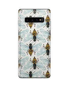 Honey Bee Galaxy S10 Plus Skin