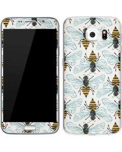 Honey Bee Galaxy S6 Skin