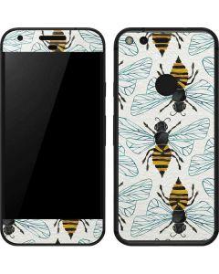 Honey Bee Google Pixel Skin