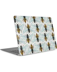 Honey Bee Apple MacBook Air Skin