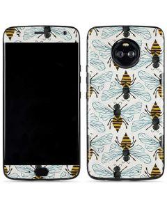 Honey Bee Moto X4 Skin