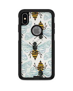 Honey Bee Otterbox Commuter iPhone Skin
