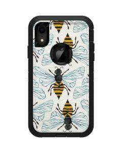 Honey Bee Otterbox Defender iPhone Skin