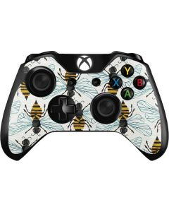 Honey Bee Xbox One Controller Skin