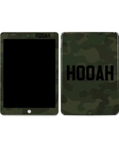 Hooah Apple iPad Skin