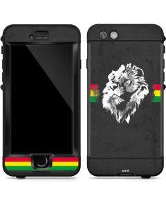 Horizontal Banner -  Lion of Judah LifeProof Nuud iPhone Skin