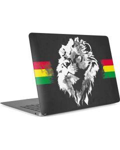 Horizontal Banner -  Lion of Judah Apple MacBook Air Skin