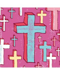 Faith Crosses Generic Laptop Skin