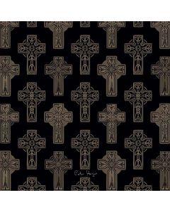Celtic Crosses Black 10 Skin