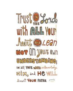 Peter Horjus - Trust In the Lord Generic Laptop Skin