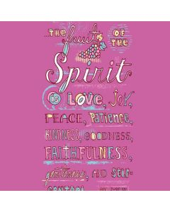 Fruit of the Spirit Generic Laptop Skin