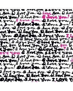 Written Love Dell Latitude Skin