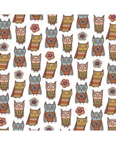 Lotsa Owls Motorola Droid Skin