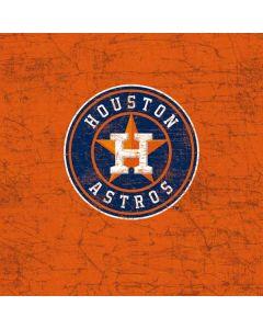 Houston Astros Distressed Generic Laptop Skin