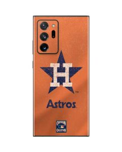 Houston Astros - Cooperstown Distressed Galaxy Note20 Ultra 5G Skin