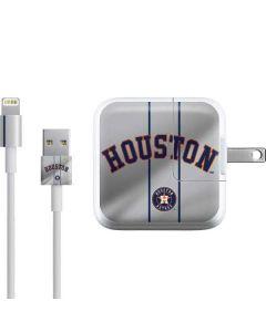 Houston Astros Alternate Jersey iPad Charger (10W USB) Skin