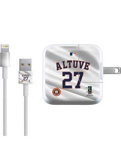 Houston Astros Altuve #27 iPad Charger (10W USB) Skin