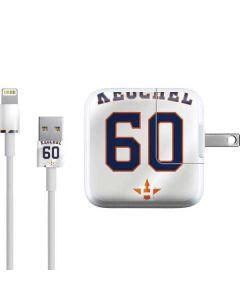 Houston Astros Dallas Keuchel #60 iPad Charger (10W USB) Skin