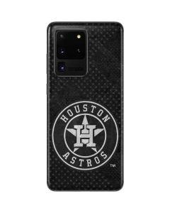 Houston Astros Dark Wash Galaxy S20 Ultra 5G Skin