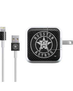 Houston Astros Dark Wash iPad Charger (10W USB) Skin