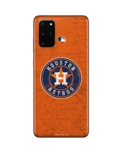 Houston Astros Distressed Galaxy S20 Plus Skin