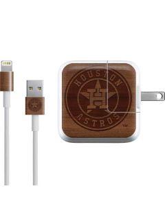 Houston Astros Engraved iPad Charger (10W USB) Skin