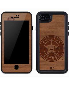 Houston Astros Engraved iPhone 7 Waterproof Case