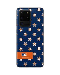 Houston Astros Full Count Galaxy S20 Ultra 5G Skin