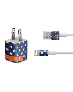 Houston Astros Full Count iPhone Charger (5W USB) Skin