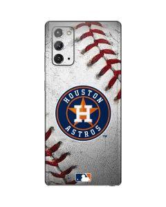 Houston Astros Game Ball Galaxy Note20 5G Skin